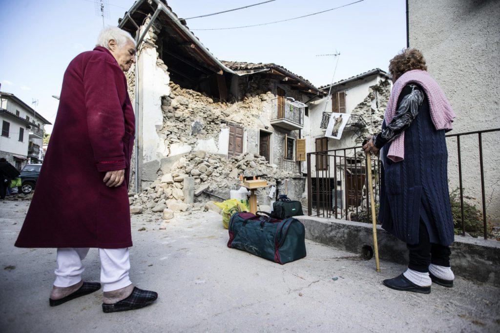 Terremoto en Italia 7