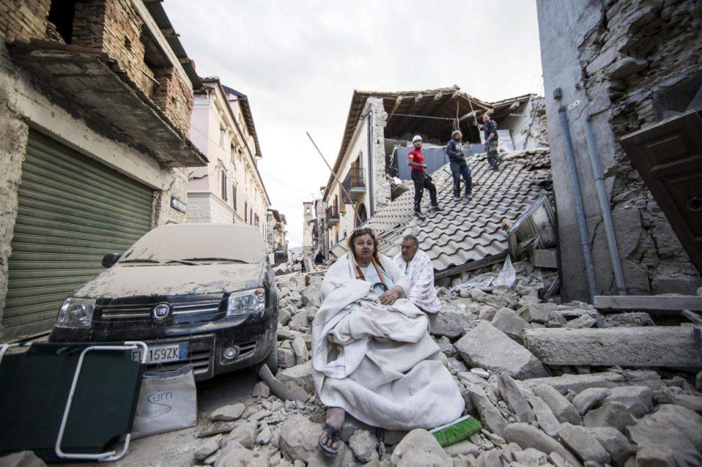 Terremoto en Italia 9
