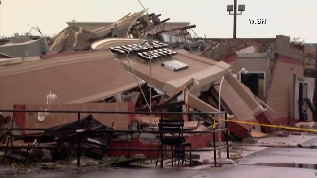 Tornados en Indiana 2