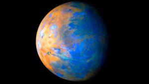Tsunamis en Marte 1