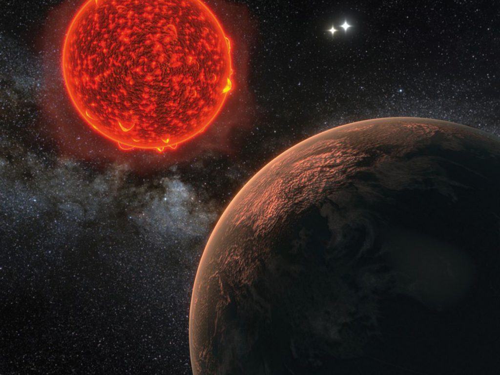 exoplaneta mas cercano a la Tierra 1