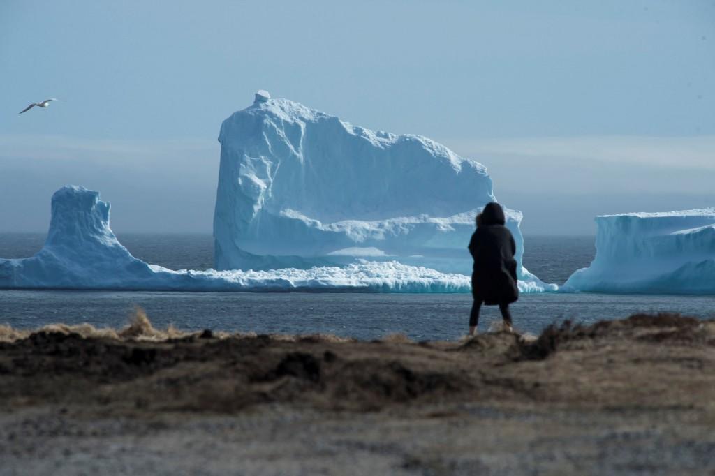 Iceberg en Canada T