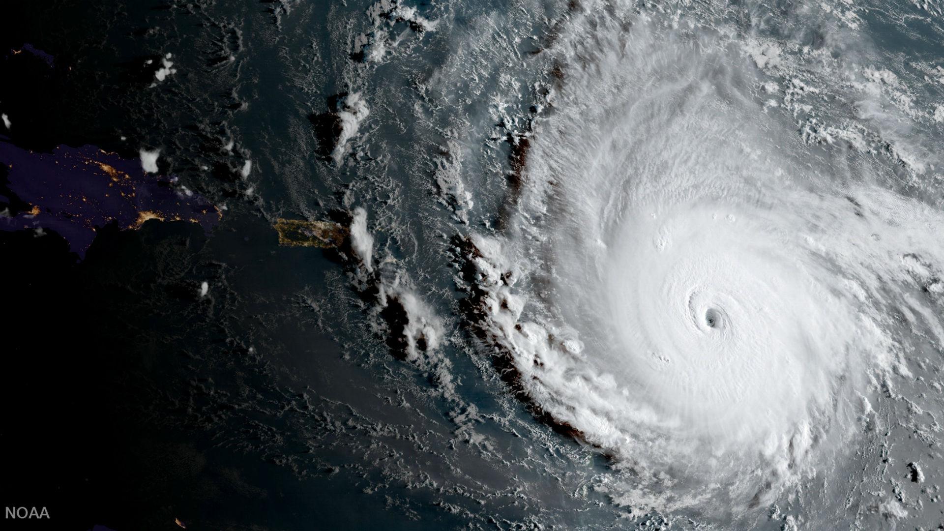 Seguimiento Al Destructivo Huracán Irma Nuestroclima