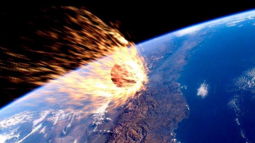 La atmósfera terrestre, un escudo contra los meteoritos