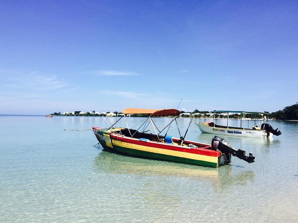 Playa de Montego Bay, Jamaica